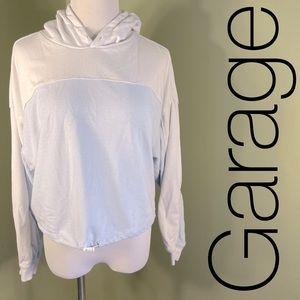 M Garage hoodie